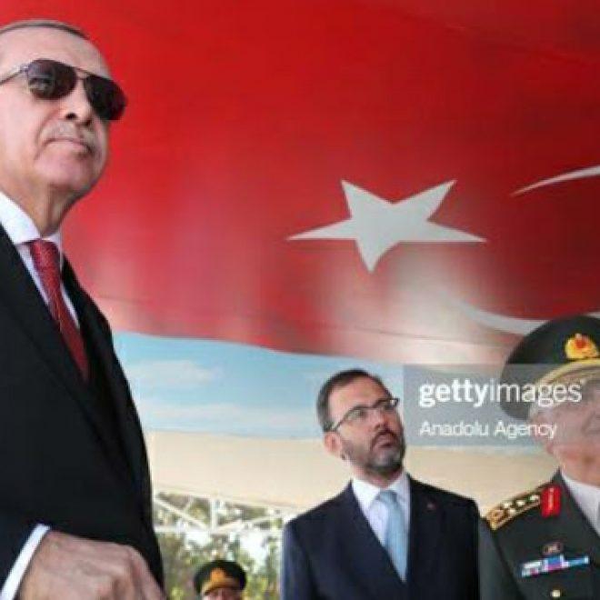Erdogan: Turki Bakal Jadi Negara Bintang di Dunia Pascapandemi Covid-19