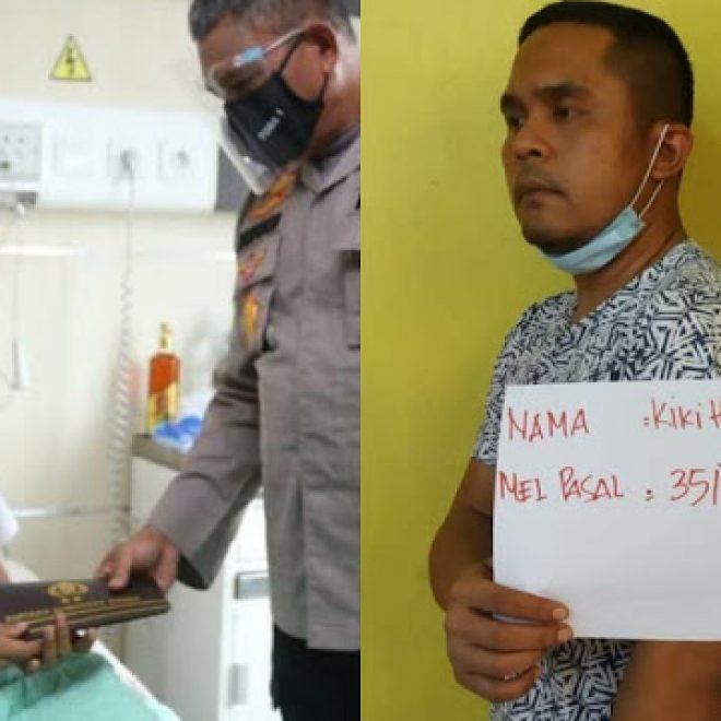 Aniaya 2 Polisi di Kelab Malam, Anggota Dewan dari PDIP Jadi Tersangka