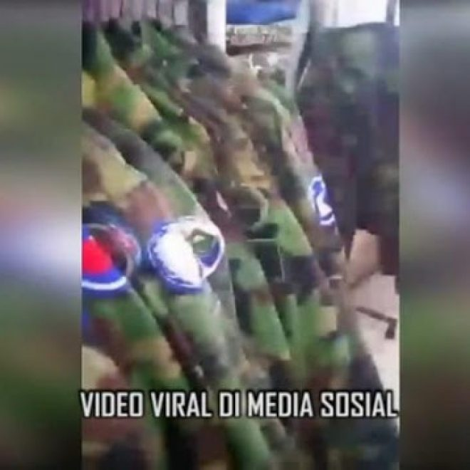 Gempar! Viral Video 'Tentara Cina Ngelaundry di Kelapa Gading', Polisi Ungkap Kenyataannya