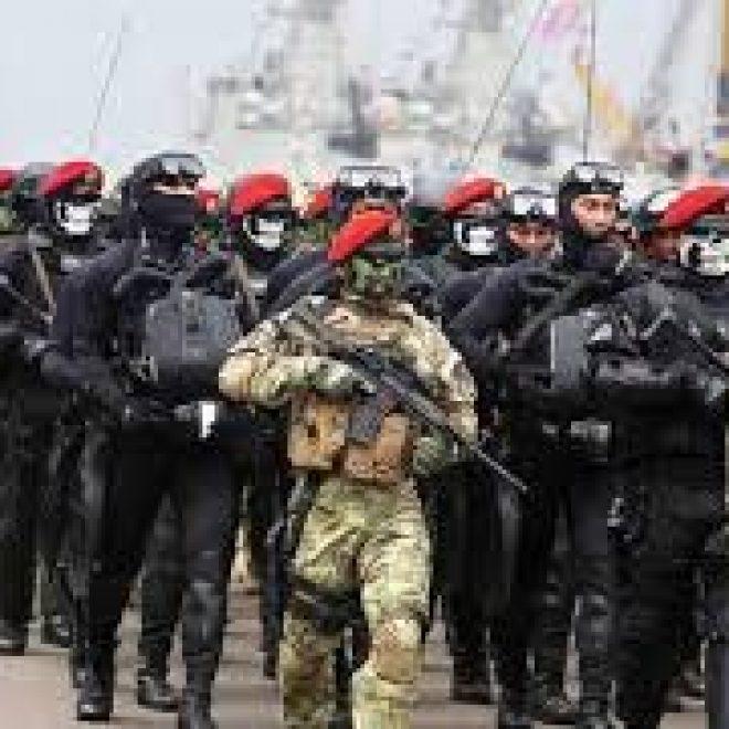 Gawat !, Australia Bisa Seret Indonesia Ikut Perang Lawan China