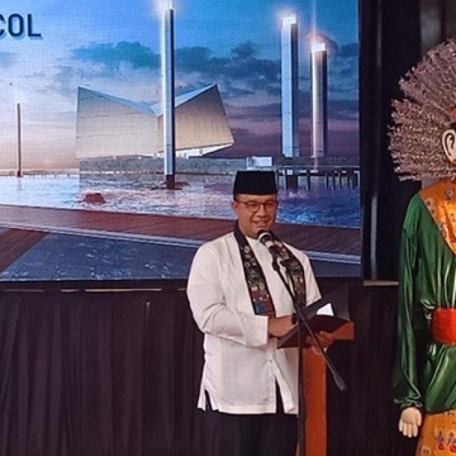 Reklamasi Ancol akan Dipakai untuk Masjid Apung dan Museum Nabi