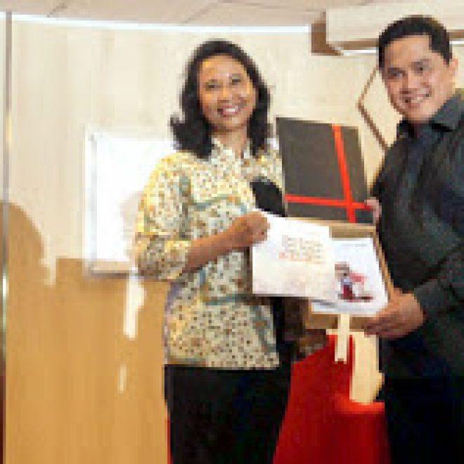 Sama Dengan Rini, Jangan- jangan Erick Thohir Tolak Sukarelawan Jadi Komisaris BUMN Pula Keinginan Jokowi