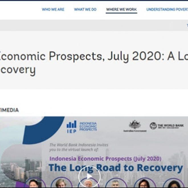 World Bank: Omnibus Law Cipta Kerja Berpeluang Merugikan Ekonomi