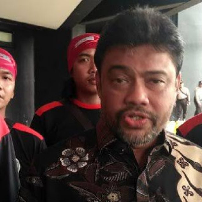 Said Iqbal Ancam Turunkan Jutaan Buruh Demo Gedung DPR Tiap Hari secara Bergelombang