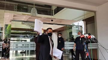 Omnibus Law Telat Diserahkan ke Jokowi, Fraksi Rakyat: Sudah Tidak Sah!