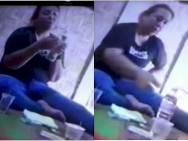 Viral Heboh Oknum Polwan di Lampung yang Jabat Kanit Narkoba Terekam Asyik Nyabu