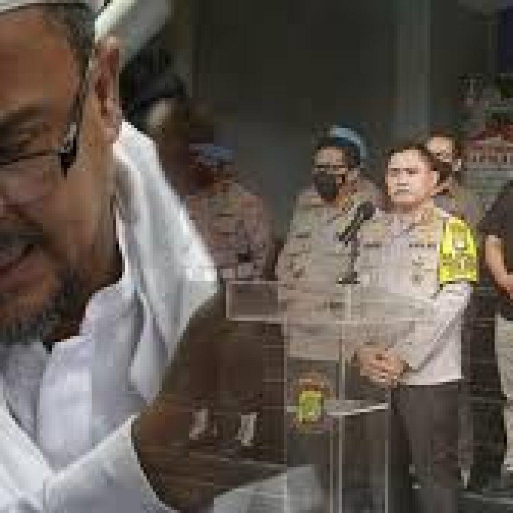 Penetapan Tersangka Habib Rizieq Pengalihan Isu Temuan Kasus Penembakan?