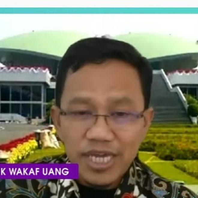 Amir Uskara: Wakaf Uang Tidak Masuk Kesepakatan DPR Bersama Pemerintah