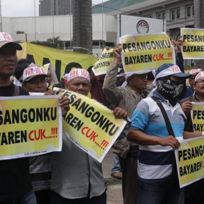 RPP UU Cipta Kerja: Perusahaan Boleh PHK Karyawan Tanpa Bayar Full Pesangon