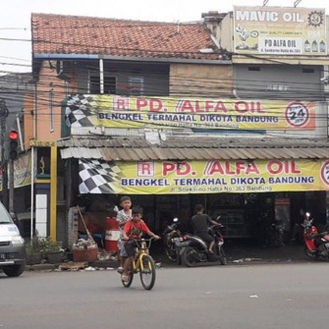 'Bengkel Termahal di Bandung', Anehnya Malah Banjir Pelanggan
