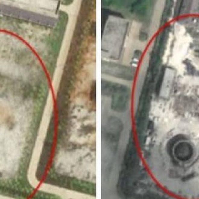 Gambar Satelit: China Bangun Pangkalan Militer Besar-besaran Di Laut China Selatan