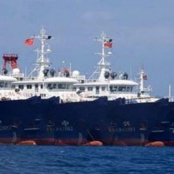 Filipina Kirim Jet Tempur Untuk Usir Kapal China Di LCS