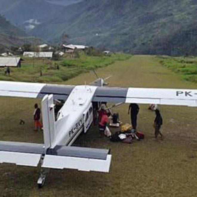 KKB Papua Sandera Pesawat Susi Air karena Tidak Dapat Dana Desa