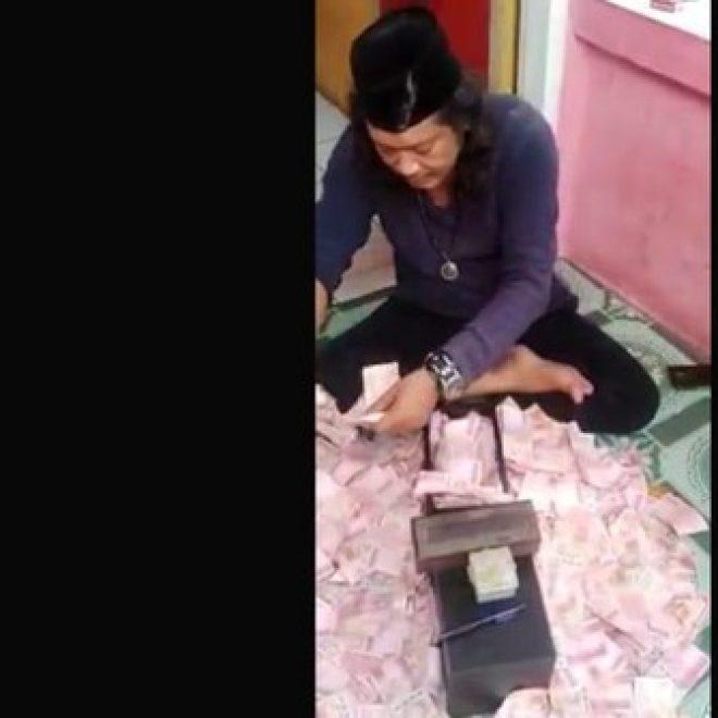 Polisi Tetapkan Ustadz Gondrong 'Dukun Pengganda Uang' Jadi Tersangka