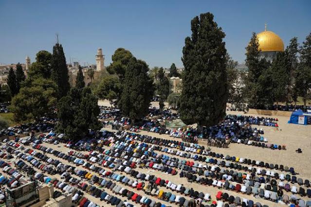 Israel Memutus Kabel Pengeras Suara di Masjid Al-Aqsa untuk Mencegah Adzan