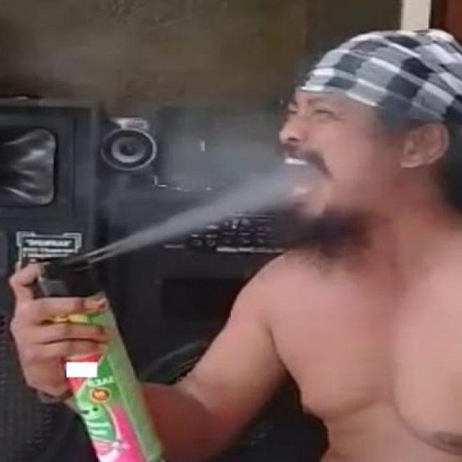 Paranormal Bali Meninggal, Videonya Semprot Baygon ke Mulut pun Viral